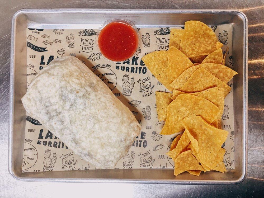Lake Burrito