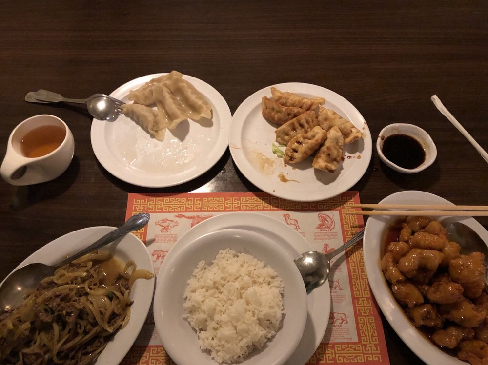 Wok In Cafe: 26 E State St, Redlands, CA