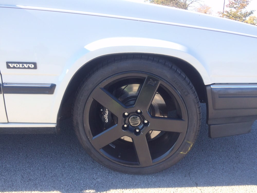 volvo both pin in beauties owners rims i the gold vanilla wheels know of these