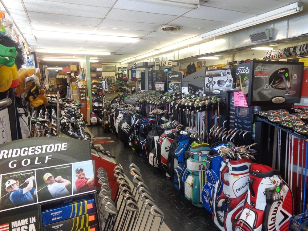 Golfmart: 3000 Park Ave, Paducah, KY