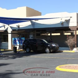 Francis Sons Carwash in Tempe, AZ with Reviews - YP.com