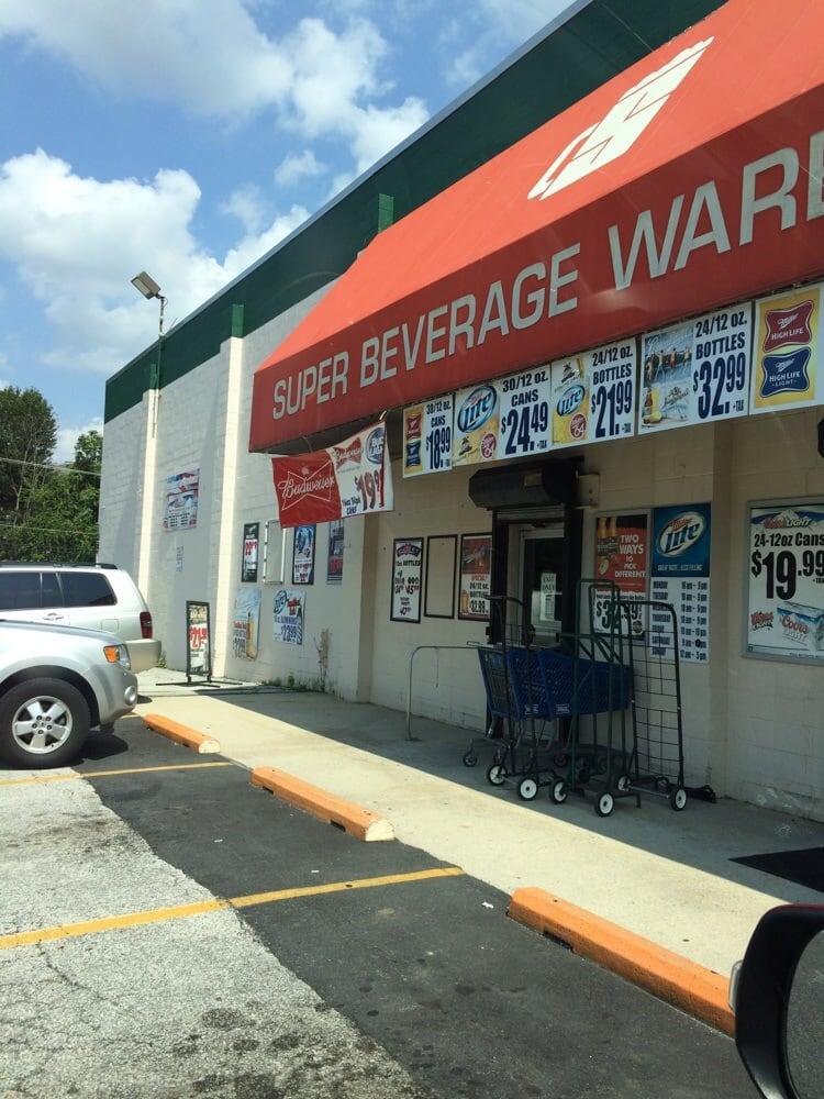 Super Beverage Warehouse: 5042 Edgmont Ave, Brookhaven, PA