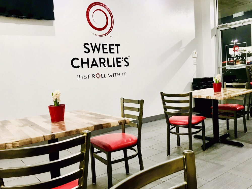 Sweet Charlie's: 8436 W Hillsborough Ave, Tampa, FL