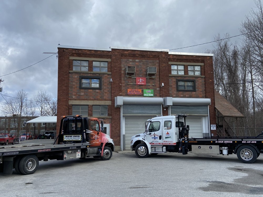 Towing business in Hoosick, NY