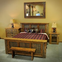 Photo Of Four Corner Furniture   Bozeman, MT, United States. Big Timber Bed