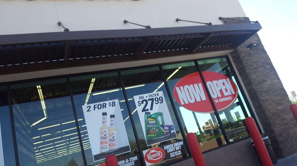 Auto Zone - Litchfield Park: 13007 W Camelback, Litchfield Park, AZ