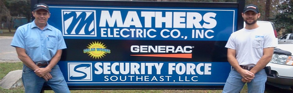 Mathers Electric Co., Inc.: 4834 Corlett St, Tallahassee, FL