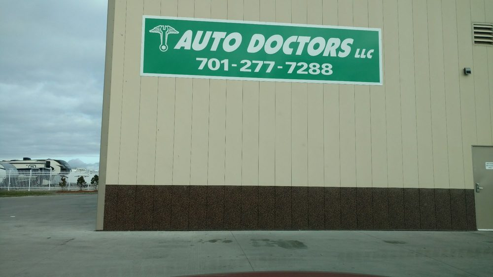Auto Doctors: 415 Christianson Dr, West Fargo, ND