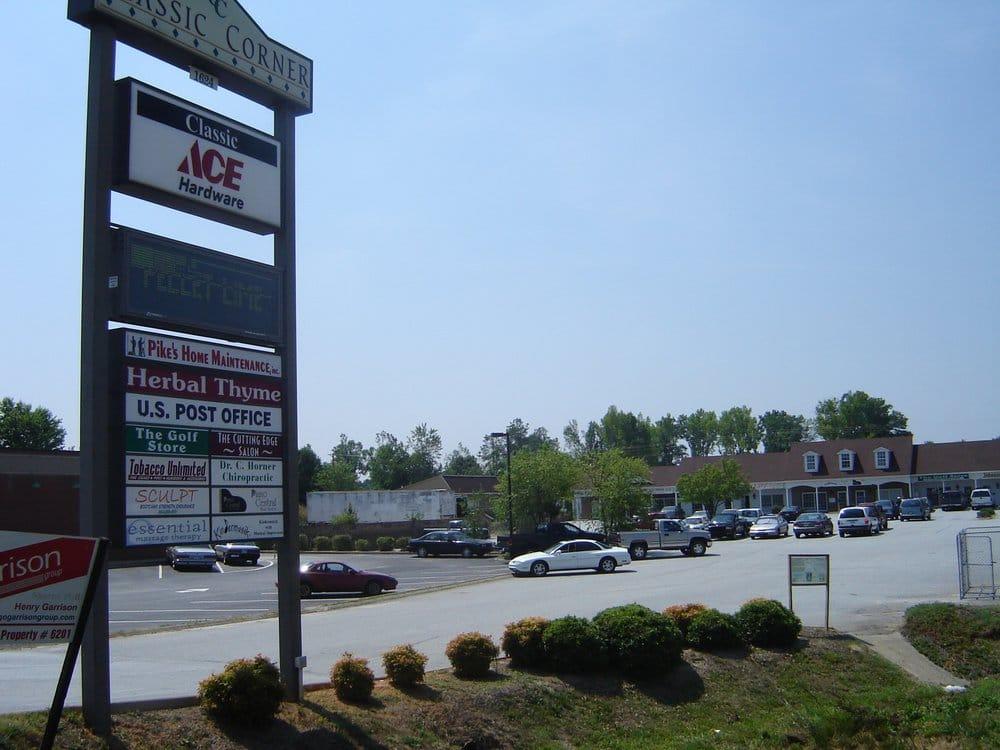 Piano Central Studios: 757 N Pleasantburg Dr, Greenville, SC