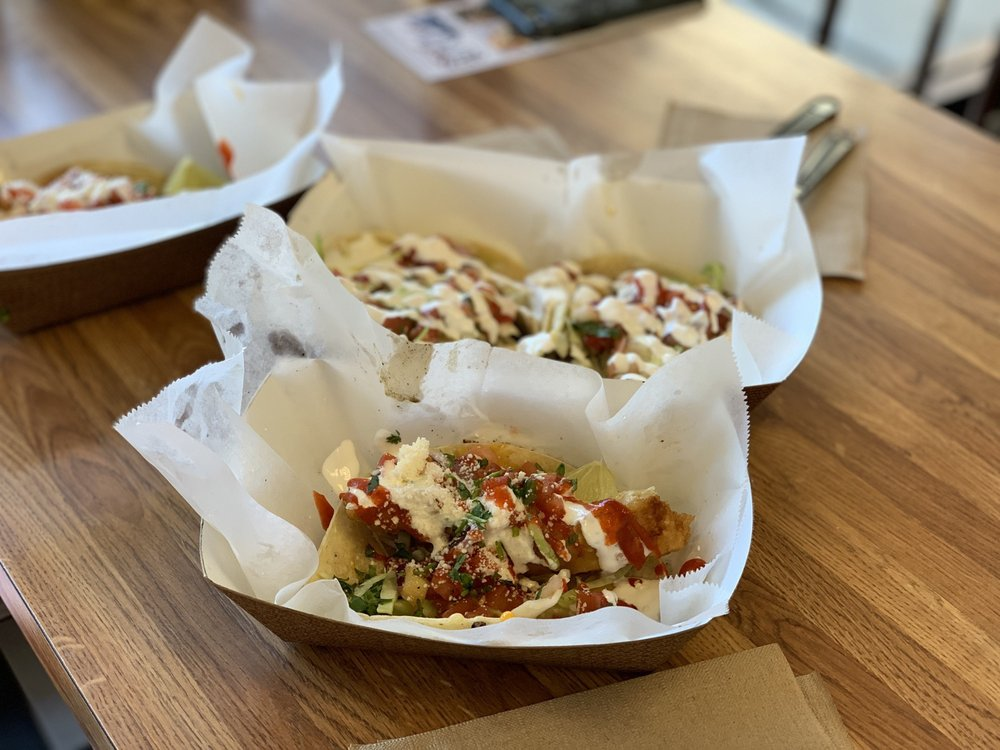 Left Coast Taco: 603 Oakwood Ave, East Aurora, NY