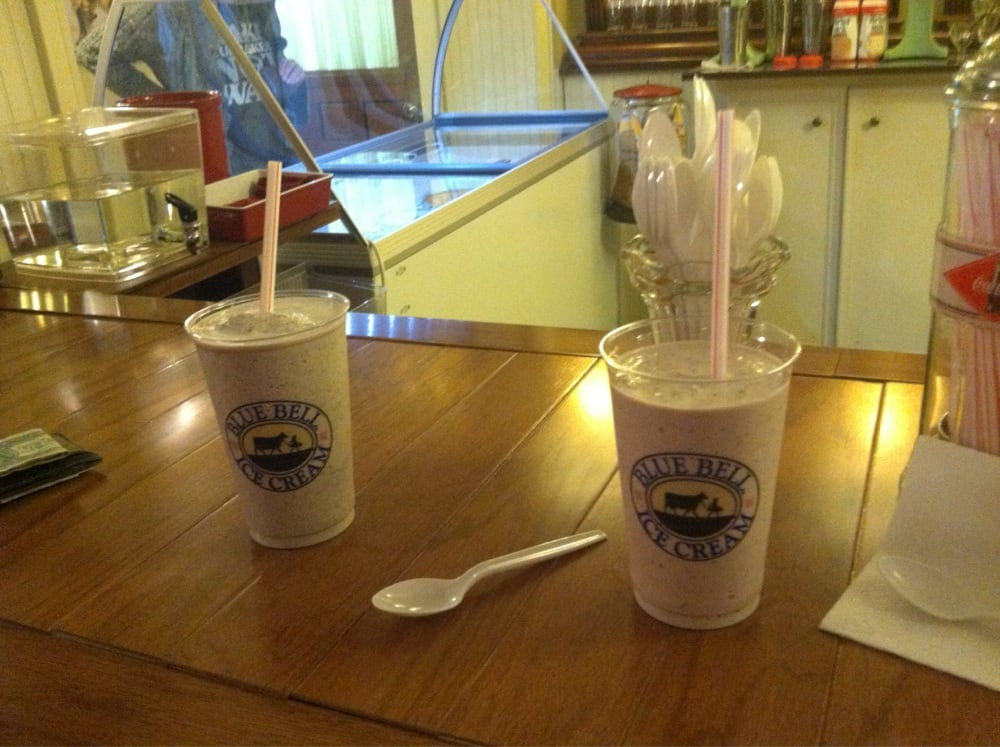 2 milk shakes yum yelp for Old fashioned soda fountain near me