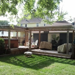 Photo Of Joyce Factory Direct   Berea, OH, United States. Deck With Pergola