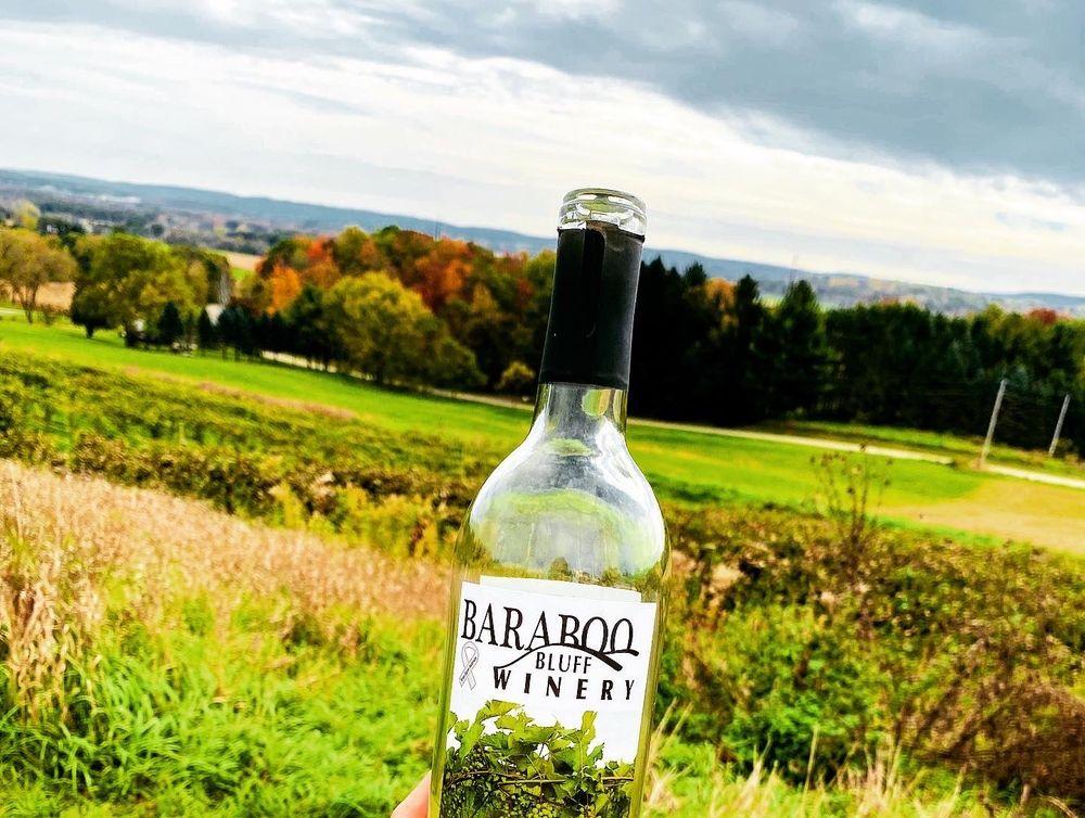 Baraboo Bluff Winery: E9120 Terrytown Rd, Baraboo, WI