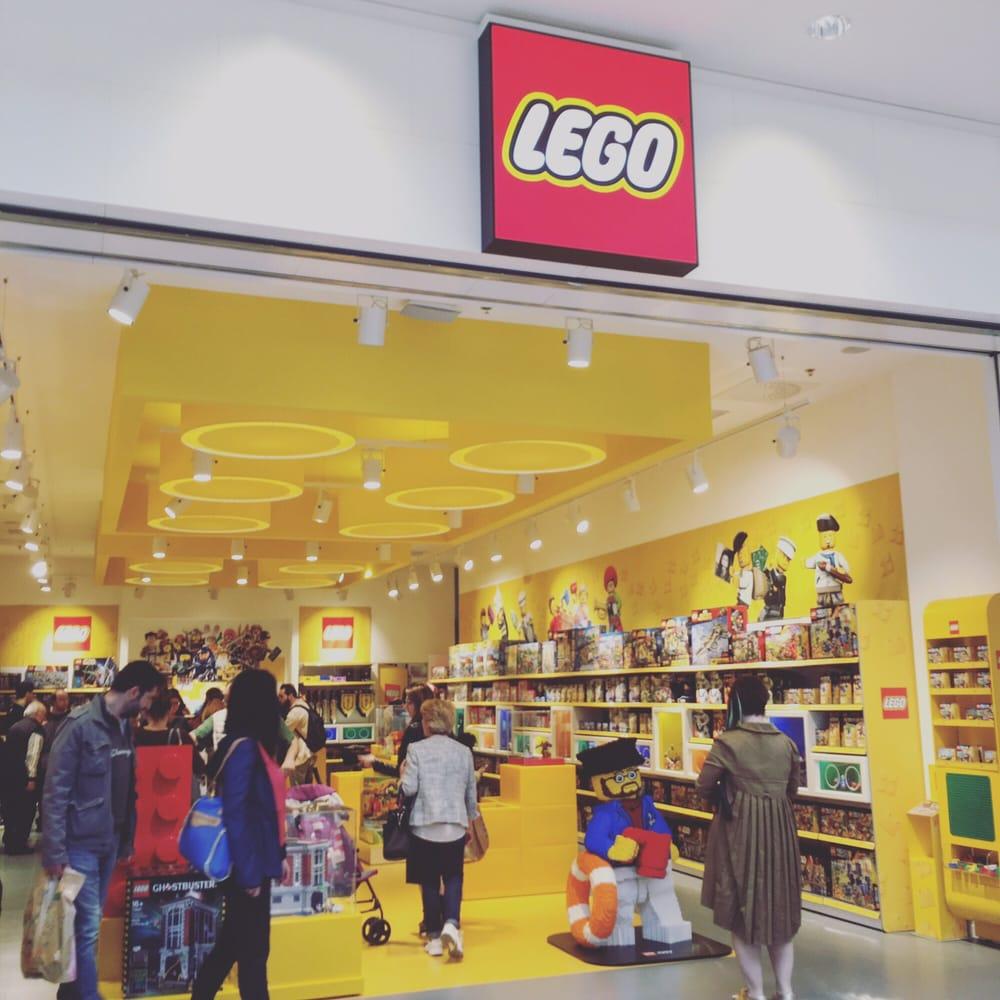Lego store 16 billeder leget jsbutikker via giuseppe for Lago outlet milano