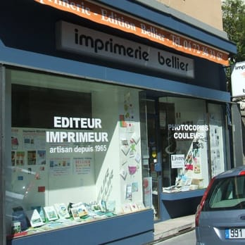 Photo Of Imprimerie Bellier