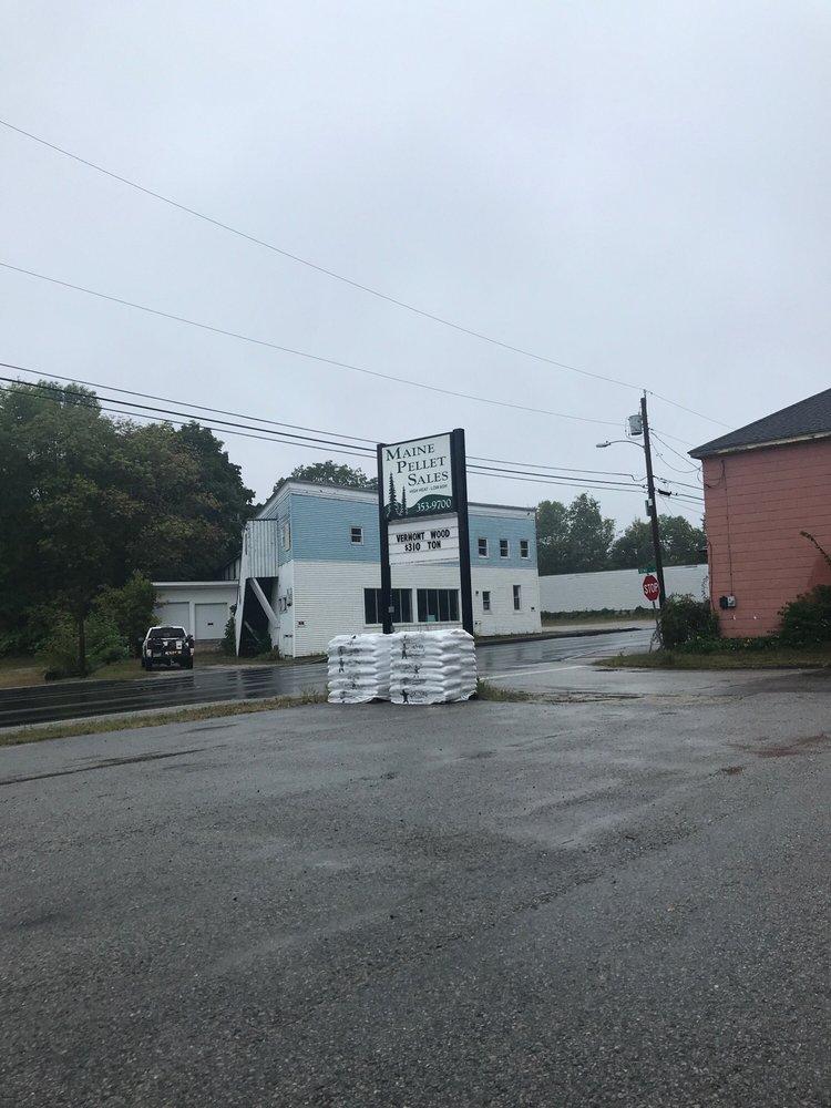 Maine Pellet Sales: 680 Lisbon St, Lisbon Falls, ME