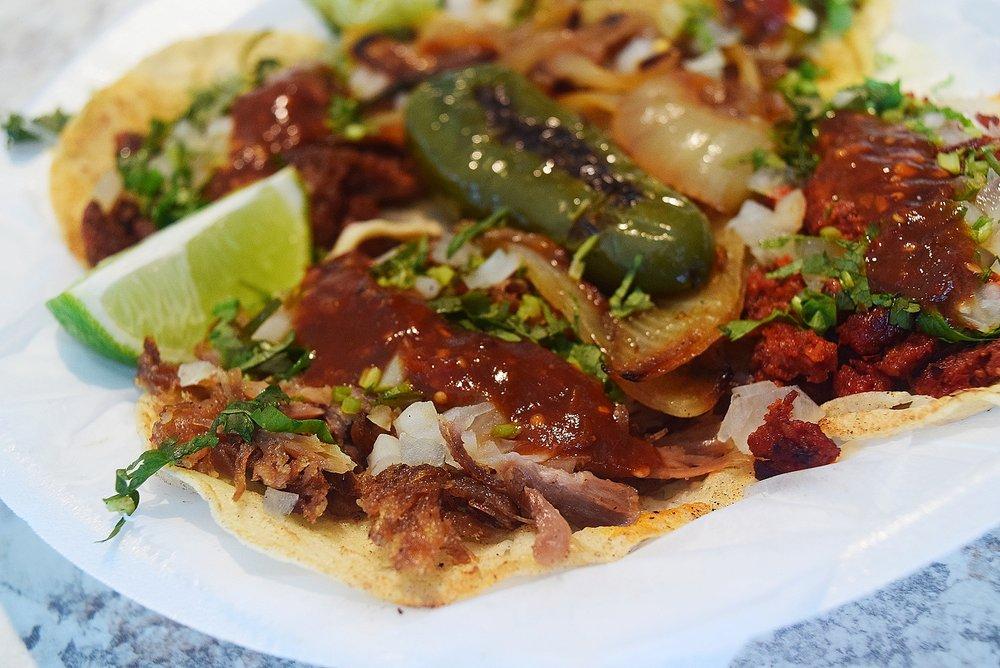 La Sabroza Tacos: 106 W Parsons St, Manor, TX