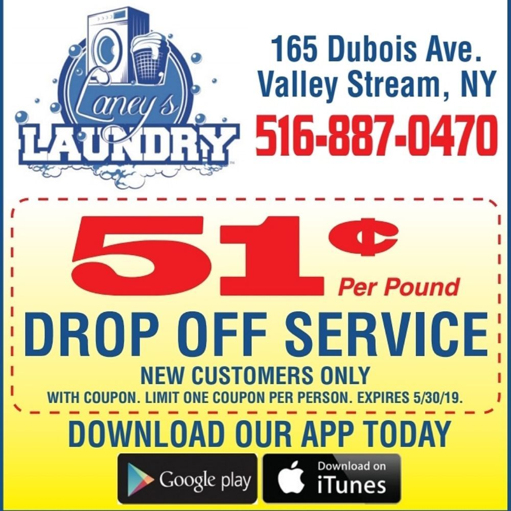 Laney's Laundry: 165 Dubois Ave, Valley Stream, NY
