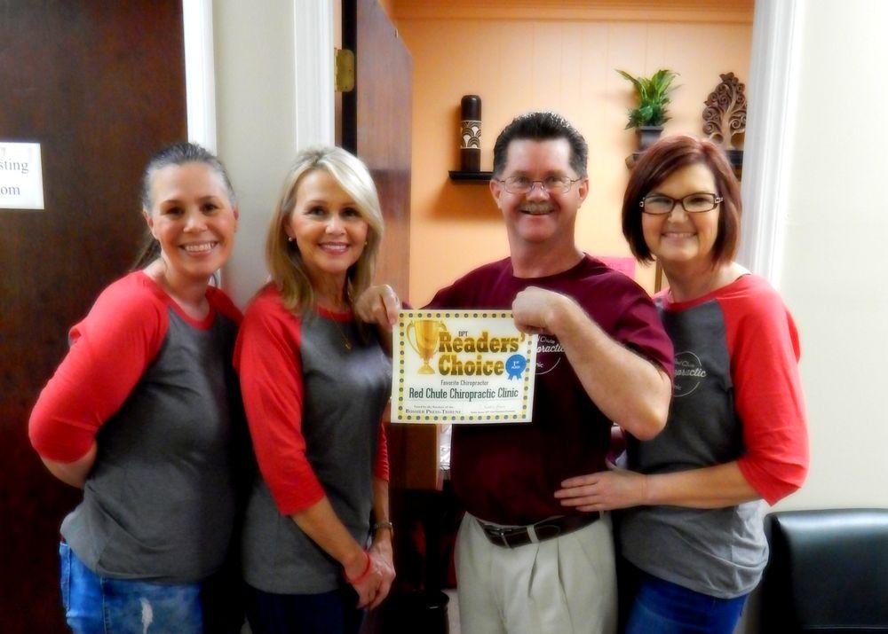 Red Chute Chiropractic Clinic: 1114 Hwy 80, Haughton, LA