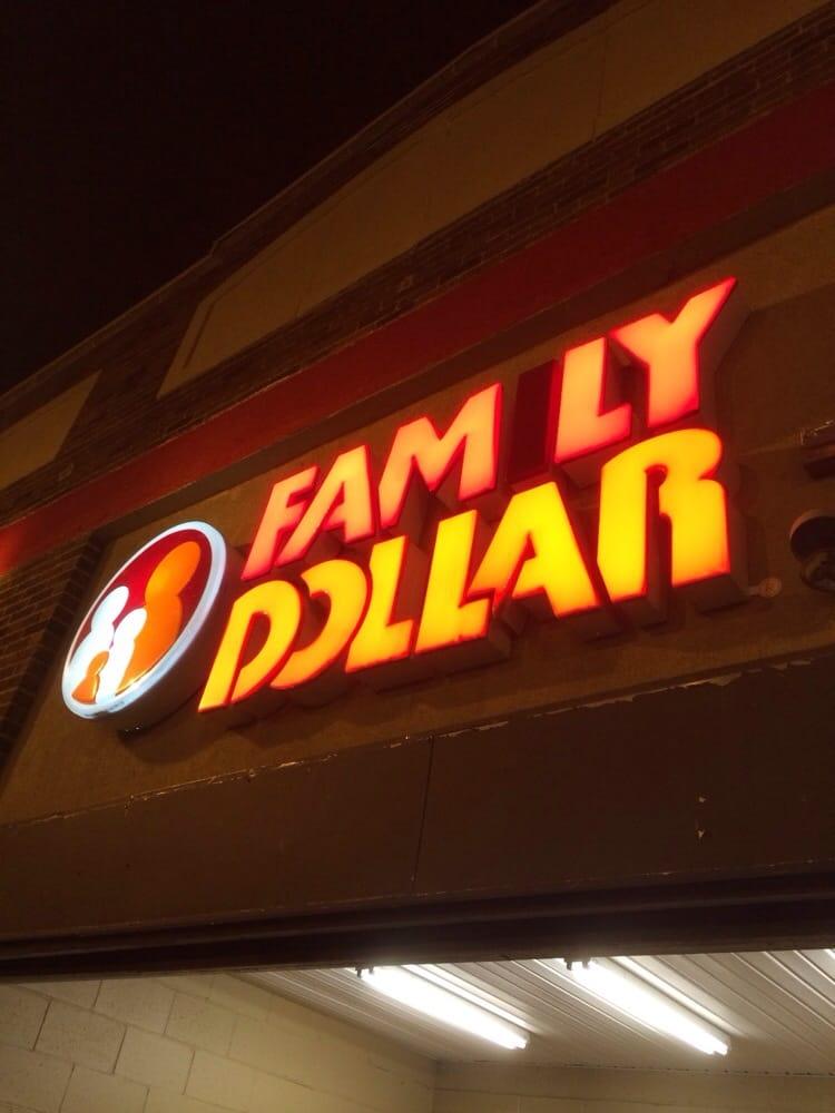 Family Dollar: 1089 Dorchester Ave, Boston, MA