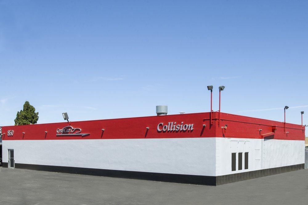 GMP Cars Collision & Restoration: 850 Redwood St, Vallejo, CA