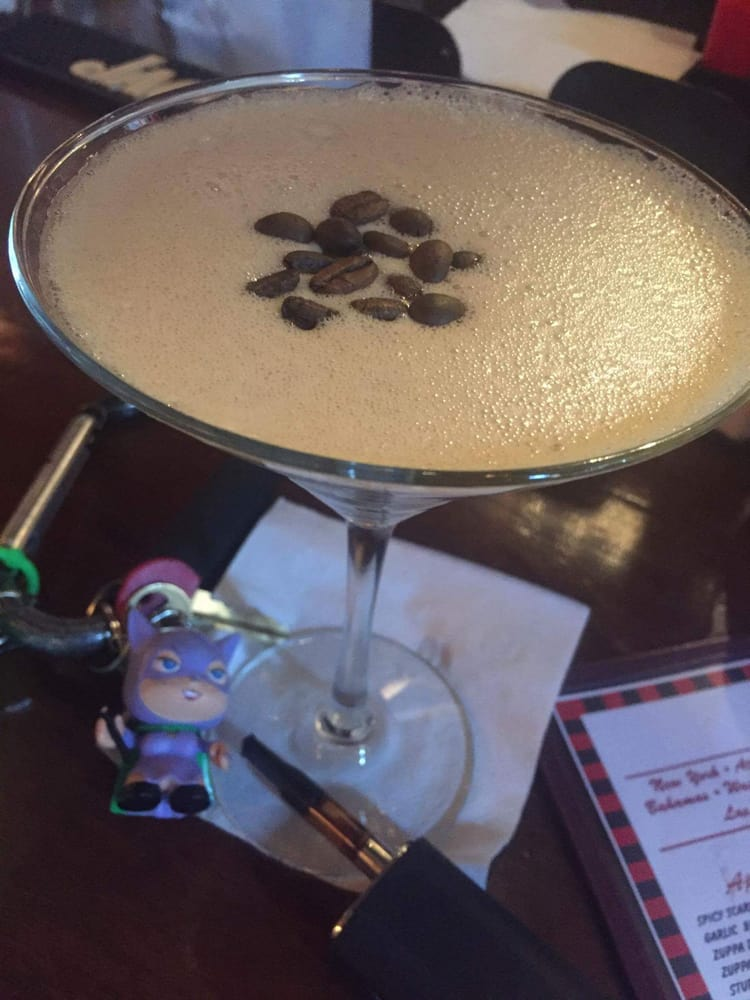 Espresso Martinis By The Brazilian Bartender Carlos
