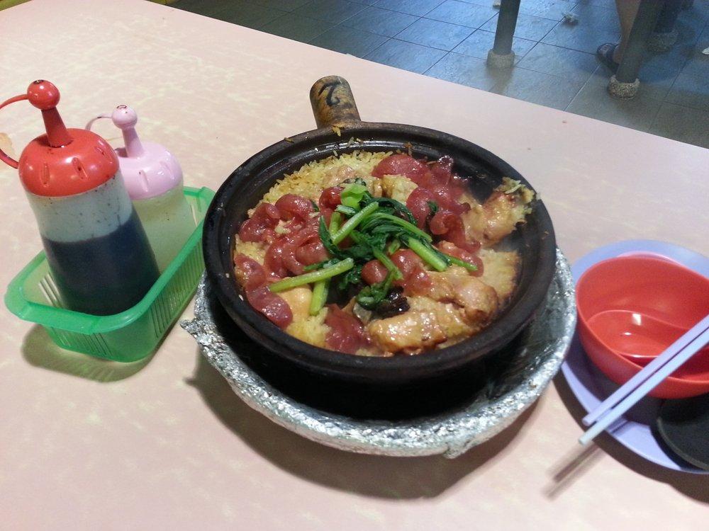 Tai Liok Claypot Chicken Rice