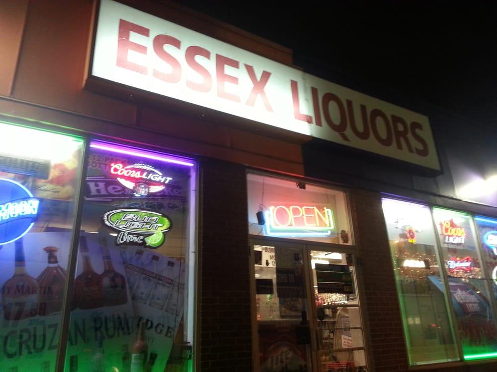 Essex Liquors: 904 Eastern Blvd, Essex, MD