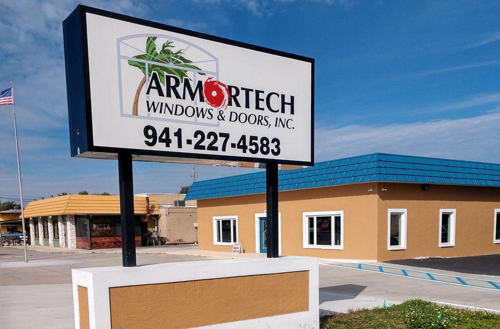 Armortech Windows & Doors: 4583 Clark Rd, Sarasota, FL