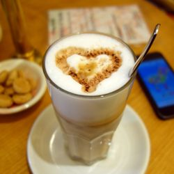 frau zum kaffee einladen