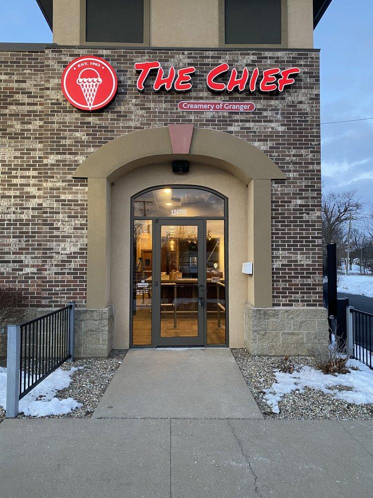 The Chief Creamery of Granger: 12479 Adams Rd, Granger, IN