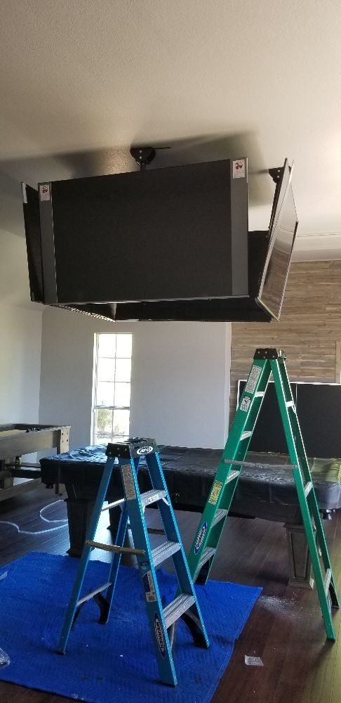 Ed TV Mounting Services