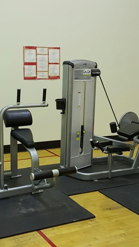 NMJC Del Norte Fitness Center