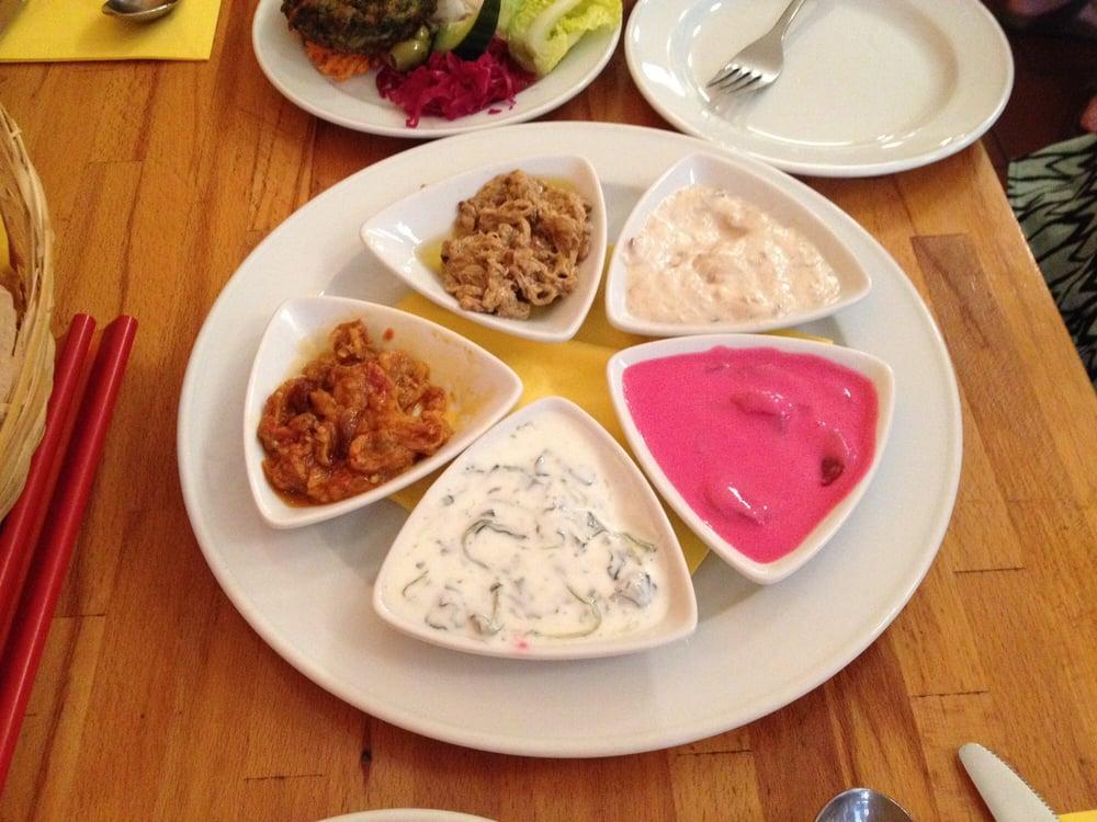 Persian Food Near Berlin Germany