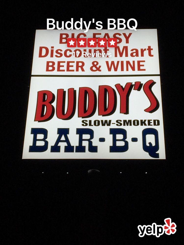 Buddy's BBQ: 800 Brown Trl, Bedford, TX