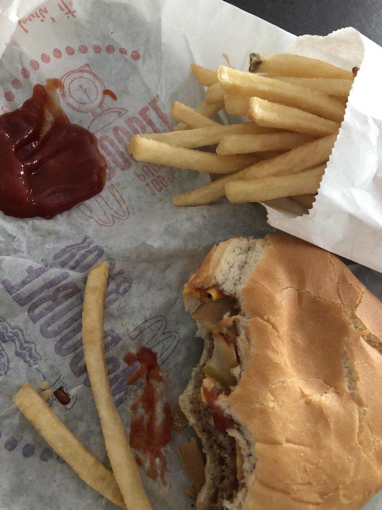 McDonald's: 669 W Hwy 84, Fairfield, TX