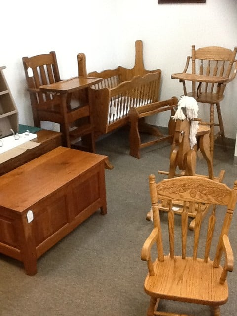 Amish Furniture 11 s Furniture Stores 109 E