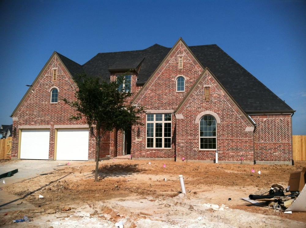 New Home Construction Inspection In Firethorne Subdivision