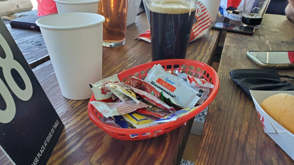 Rainier BaseCamp Bar & Grill: 30027 Sr 706 E, Ashford, WA