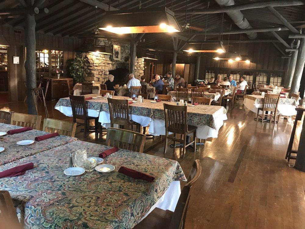 Fryemont Inn Dining Room: 245 Fryemont St, Bryson City, NC