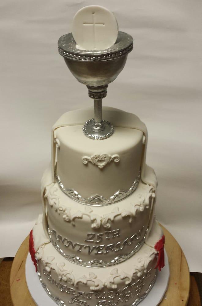 Ordination Cake