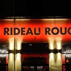 Le Rideau Rouge - Lyon, France. Le Rideau Rouge Lyon