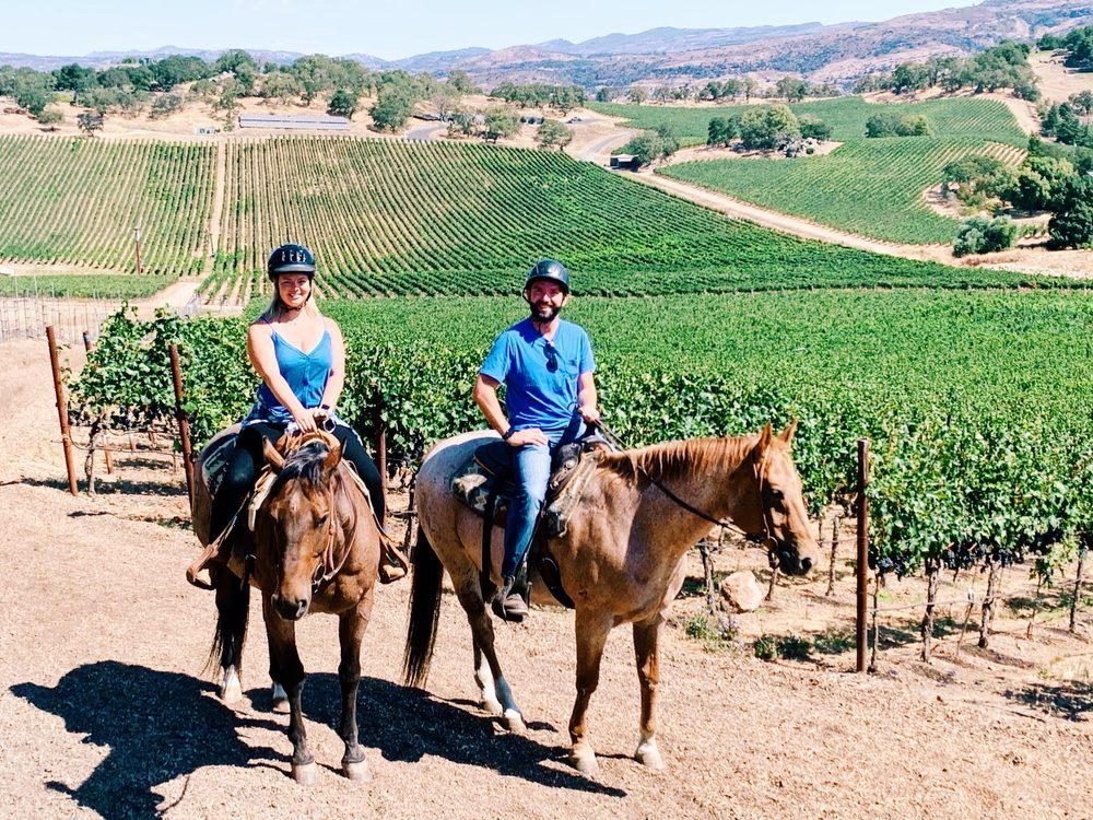 Napa Valley Trail Rides: 100 Rapp Ln, Napa, CA
