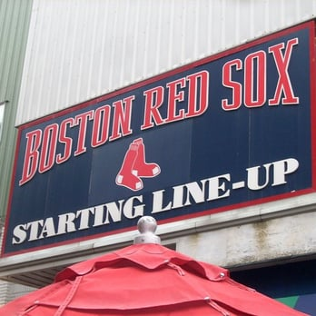 detailed look ca4e5 d8117 Red Sox Team Store - 19 Yawkey Way, Fenway, Boston, MA ...