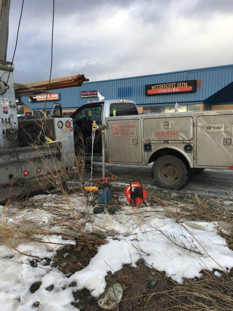 Anchorage Well & Pump Service