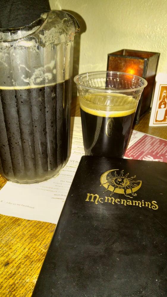 Social Spots from McMenamins Pubs