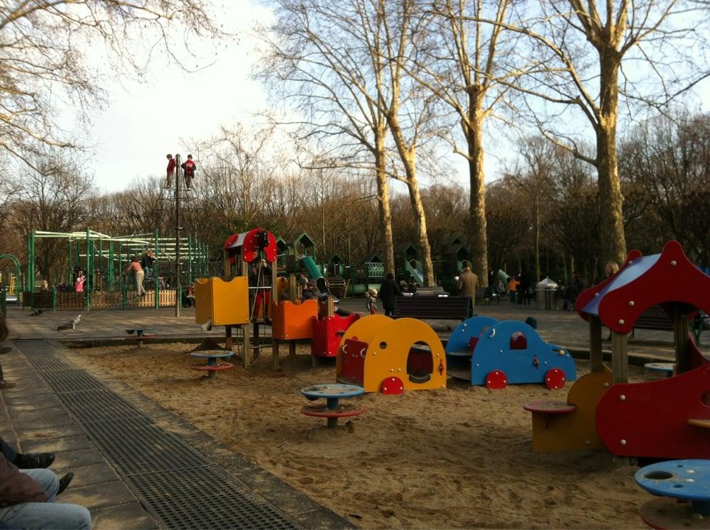 Parc de jeux kids activities jardin du luxembourg for Parc de jeux yvelines