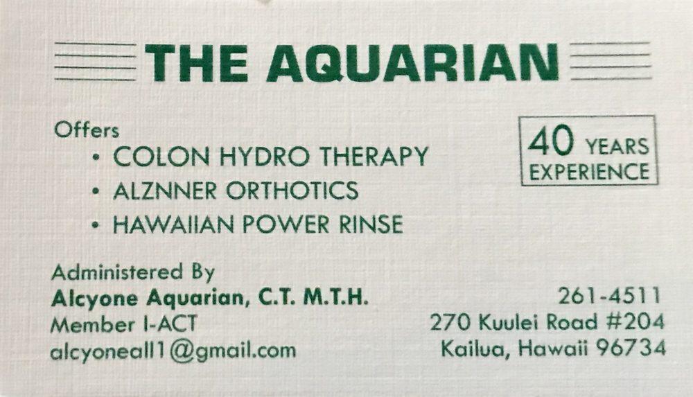 The Aquarian: 270 Kuulei Rd, Kailua, HI