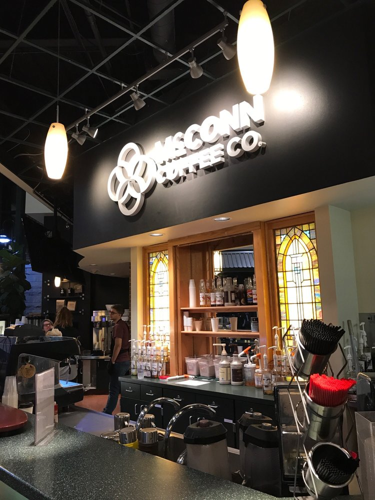 McConn Coffee Company: 4201 South Washington St, Marion, IN