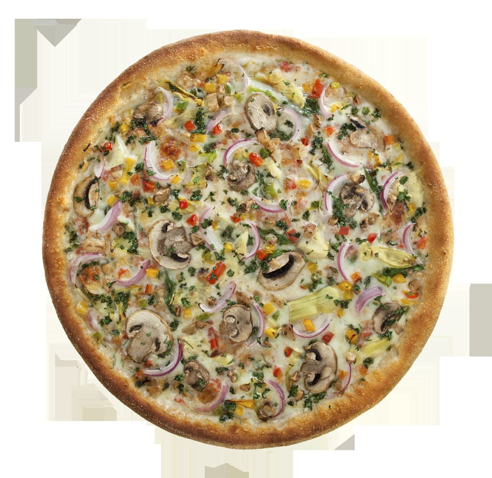 Naked Pizza